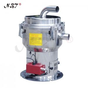 vacuum hopper receiver
